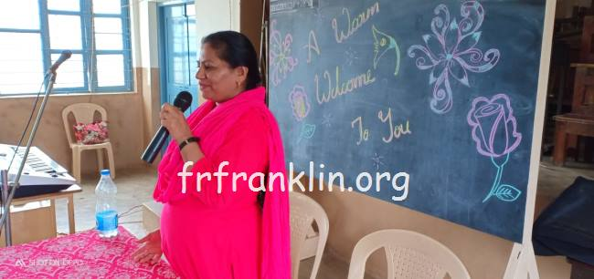 Retreat for the students St. Mary\'s High School, Alphonse Nagar ...